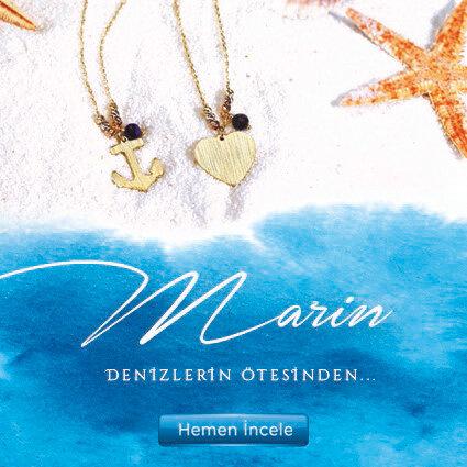 altınbaş marin koleksiyonu takılar