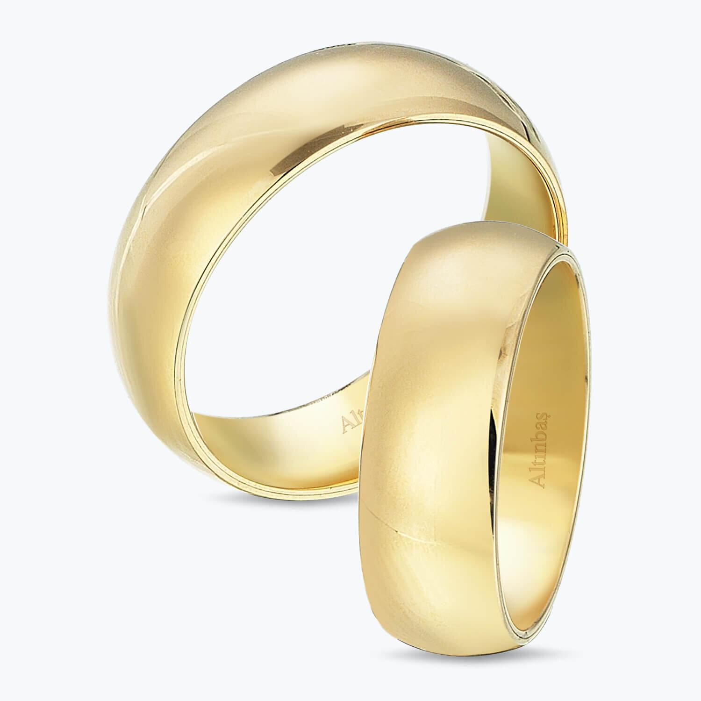 Altın İkili Alyans