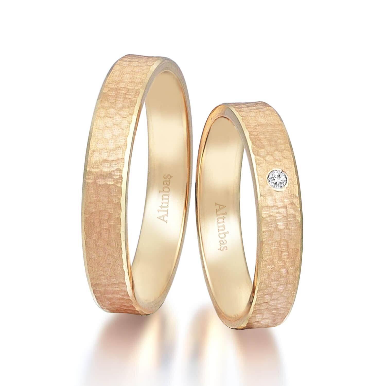 Altın I & U İkili Alyans