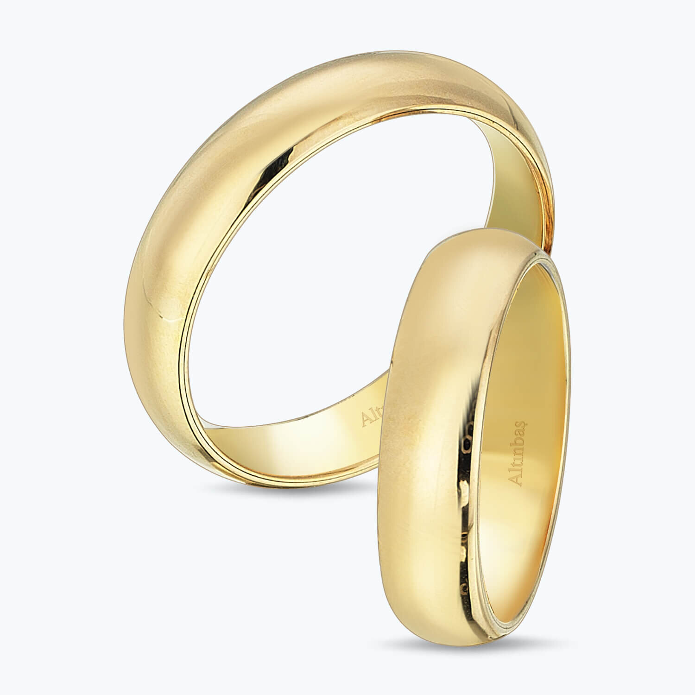 Altın Klasik İkili Alyans