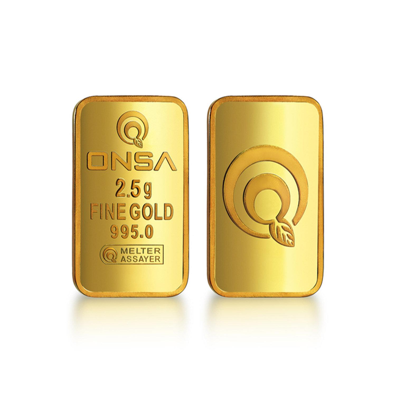 24 Ayar 2.5 Gram Altın