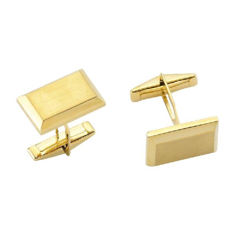Altın Erkek Kol Düğmesi