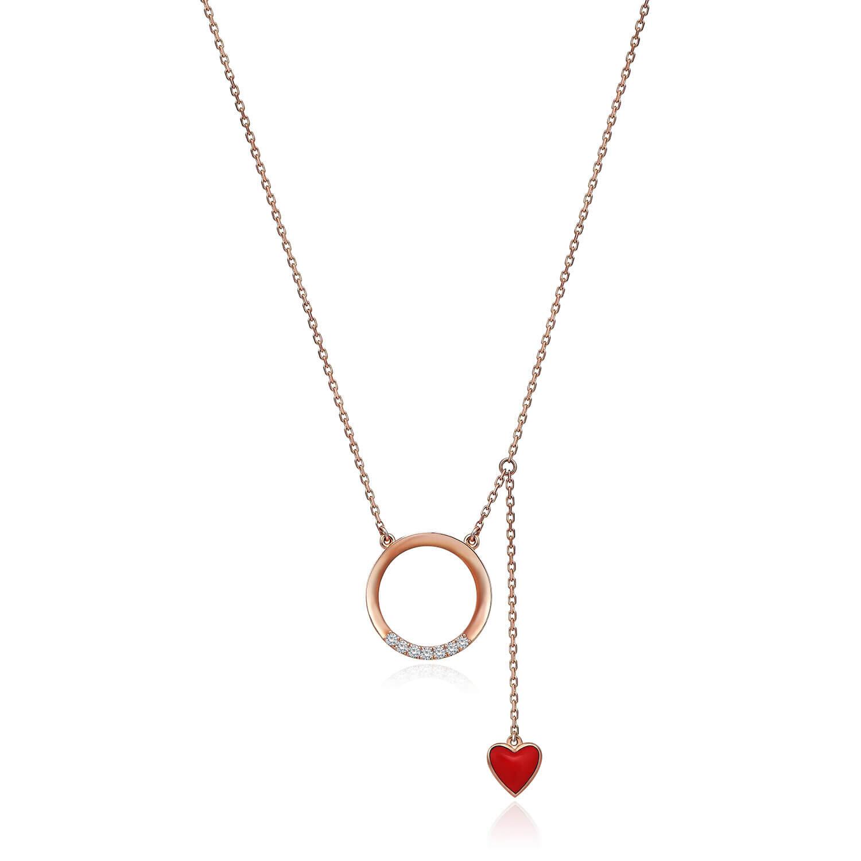 Collier Diamant L'amour