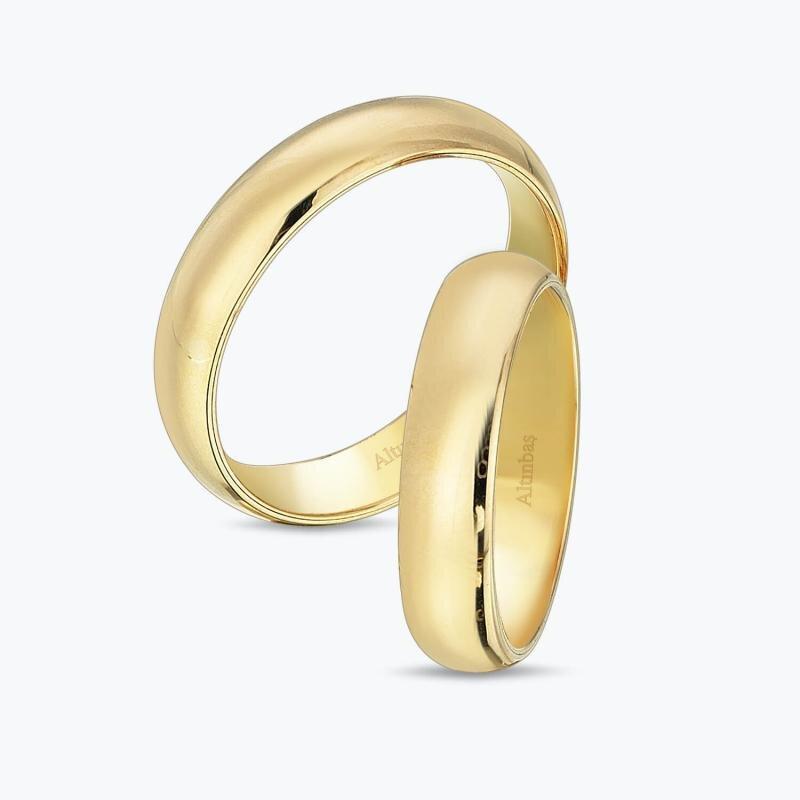 Classical Wedding Rings