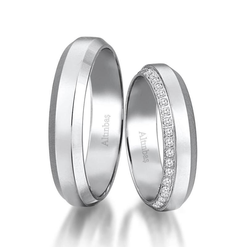 0.33 Carat Bagues de Mariage Diamant
