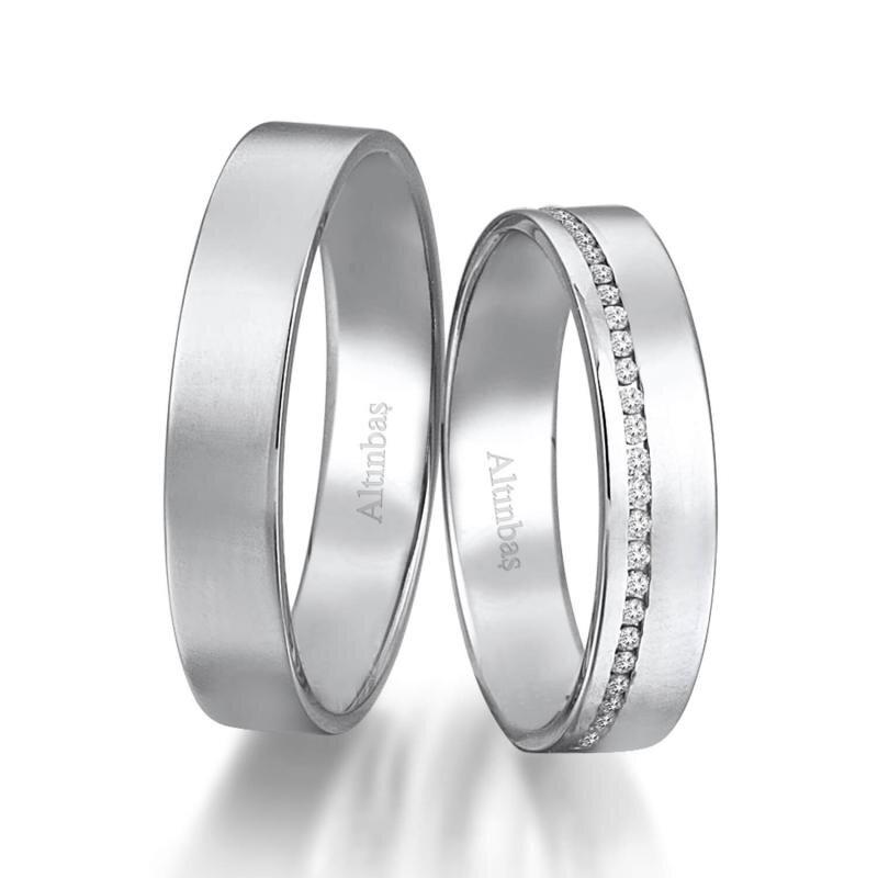 0.15 Carat Bagues de Mariage Diamant