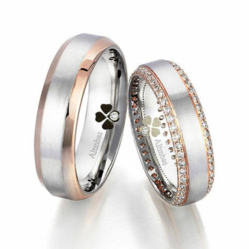 0.65 Carat Bagues de Mariage Diamant