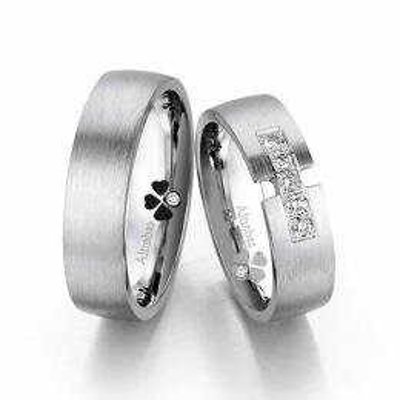 0.16 Carat Bagues de Mariage Diamant