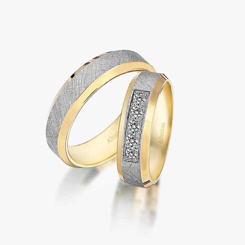 0.24 Carat Bagues de Mariage Diamant