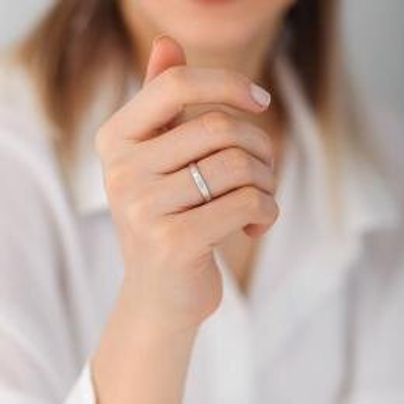 0.03 Carat Bagues de Mariage Diamant