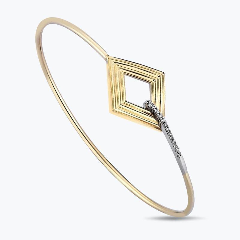 Denge Gold Bracelet