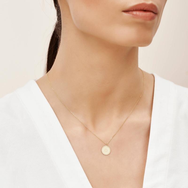 Altinbas Life Gold Necklace
