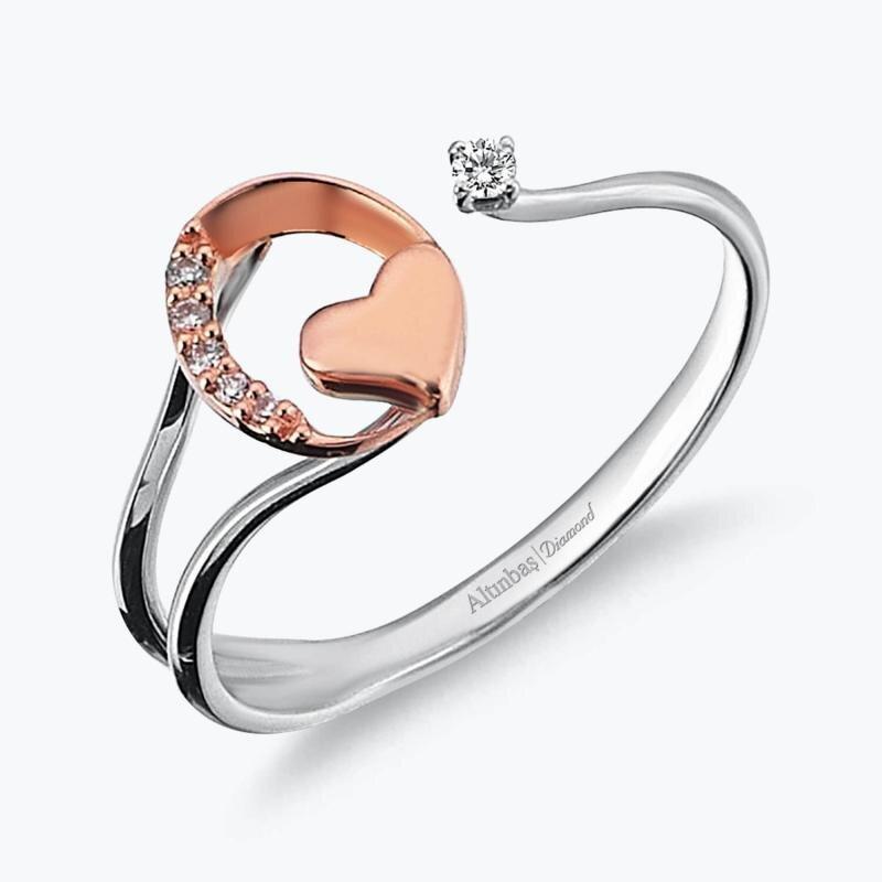 0.05 Carat Diamond Ring- Promiss