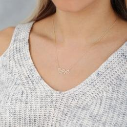 Heart Gold Necklace