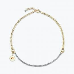 Mood Collier Or Oeil