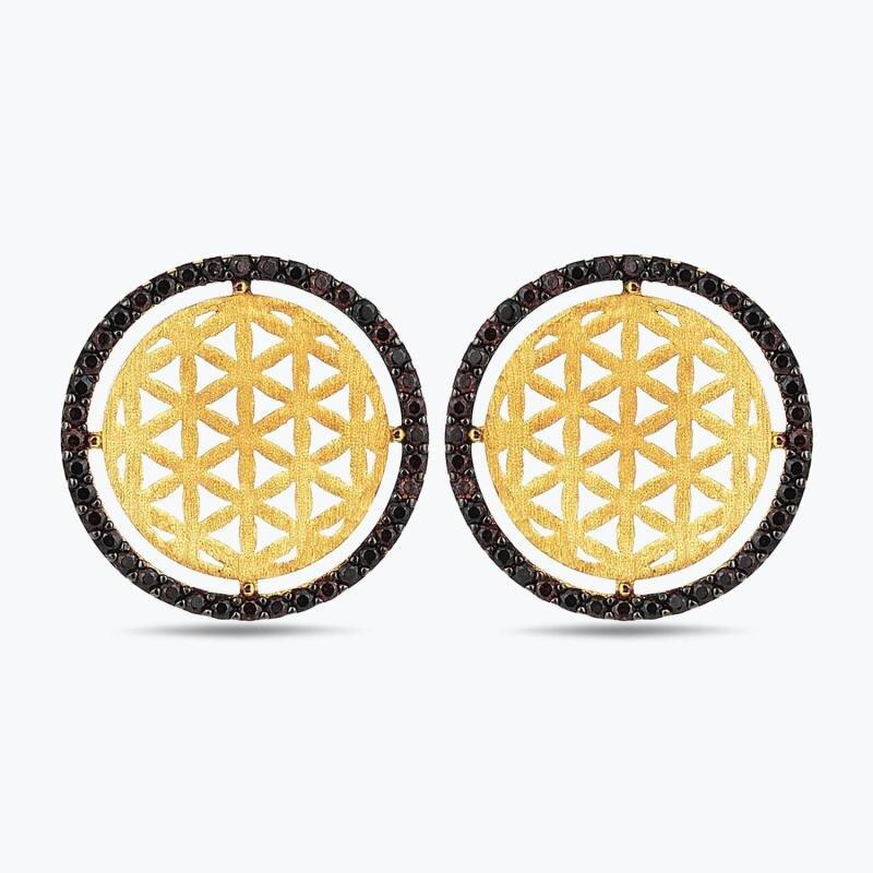 22K Gold Earrings