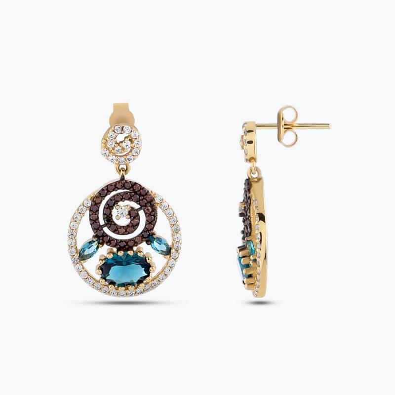 Femme Gold Earrings