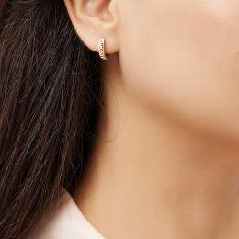 Hoop Gold Earring