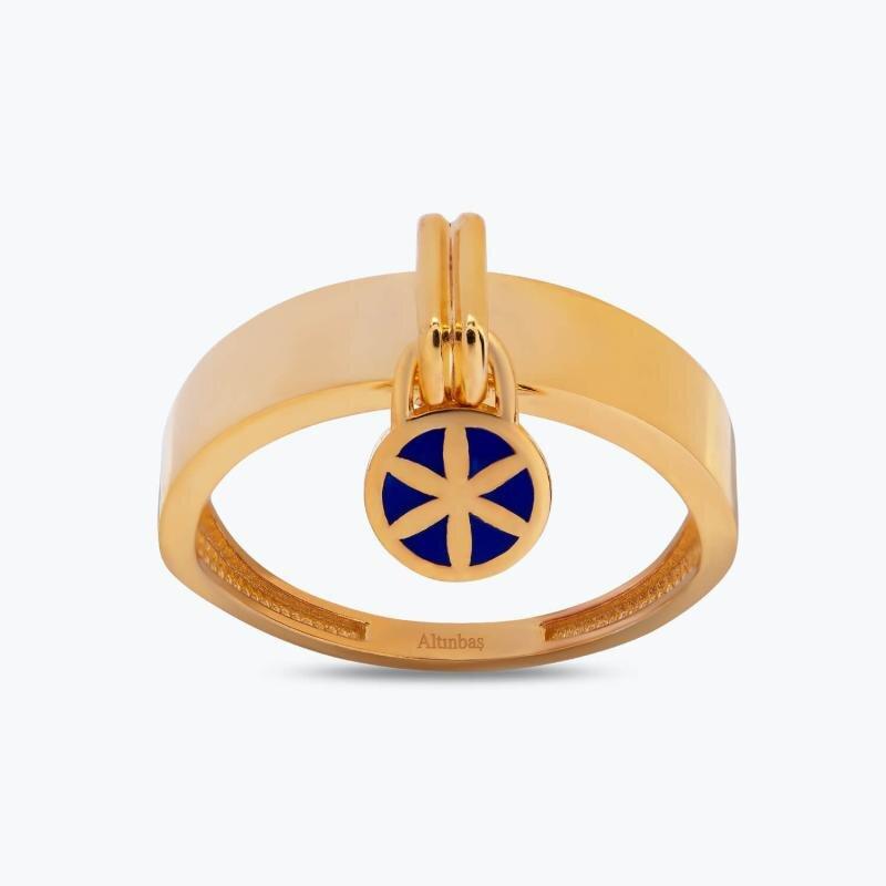22 K Gold Ring