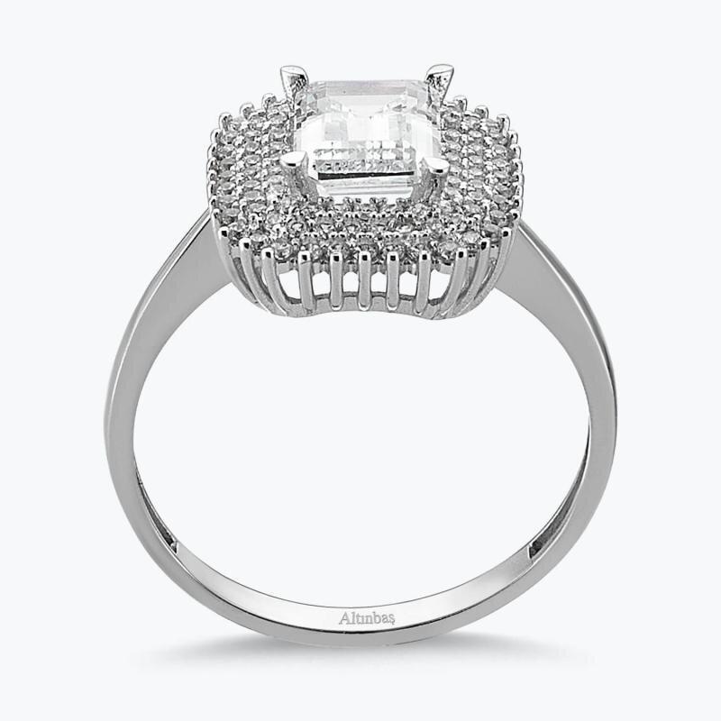Baguette Gold Ring