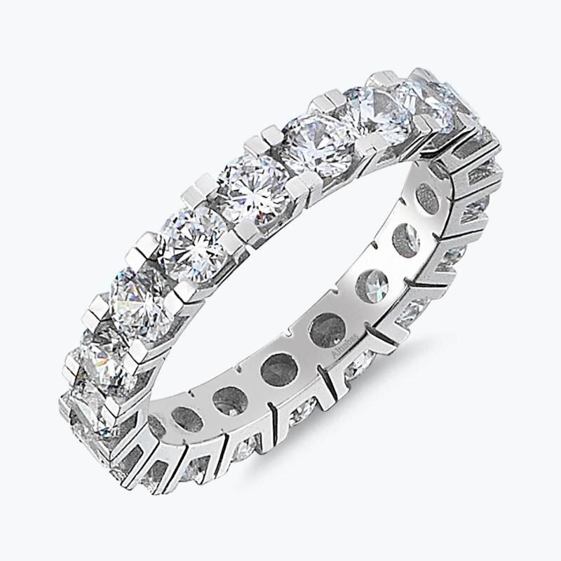 Eternity Gold Ring