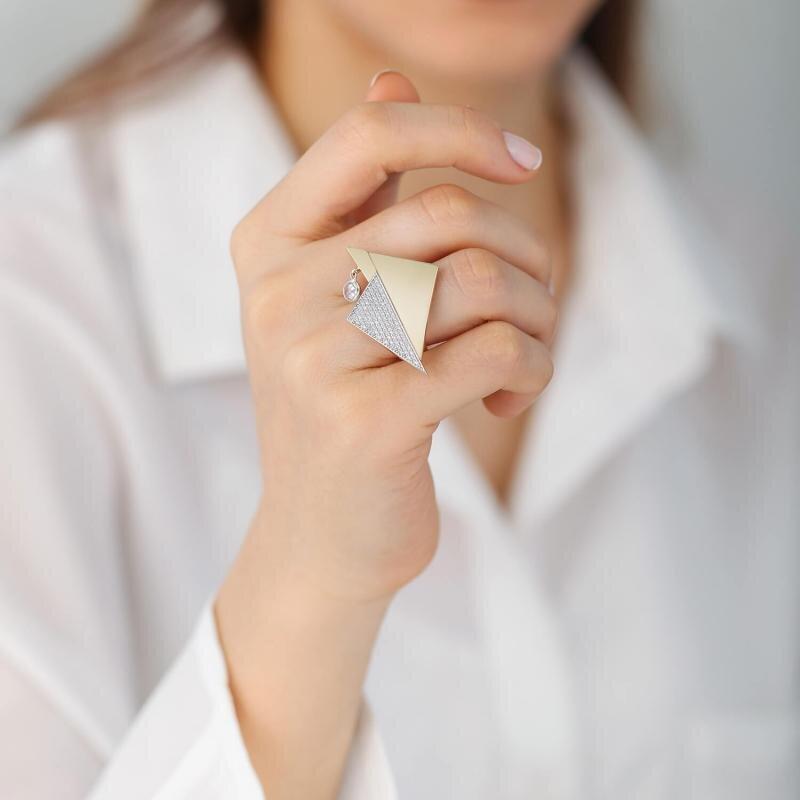 Denge Gold Ring