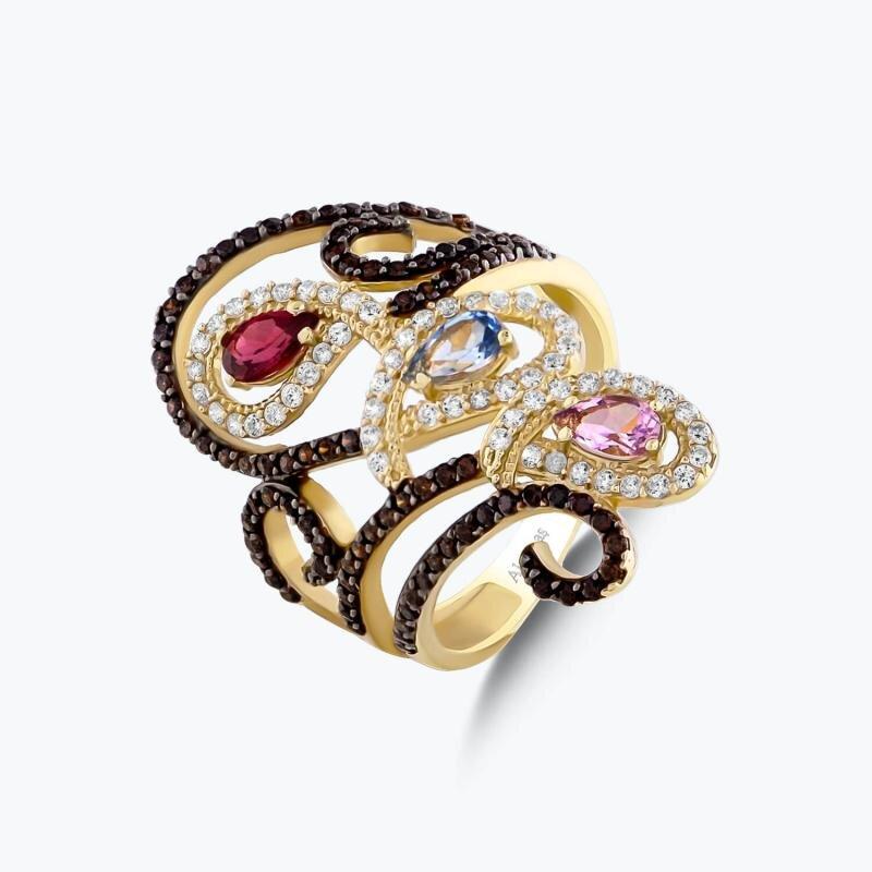 Femme Gold Ring