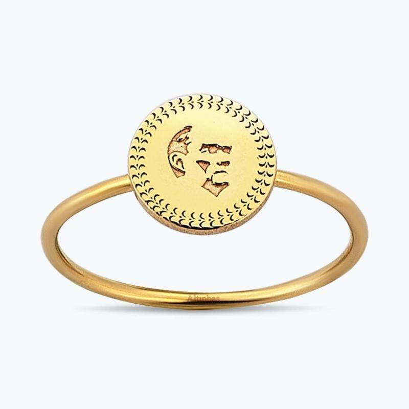 Altınbaş Life Atatürk Yüzük