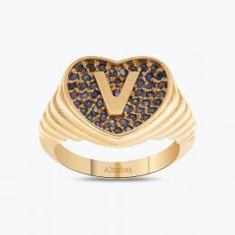Marin Gold Ring