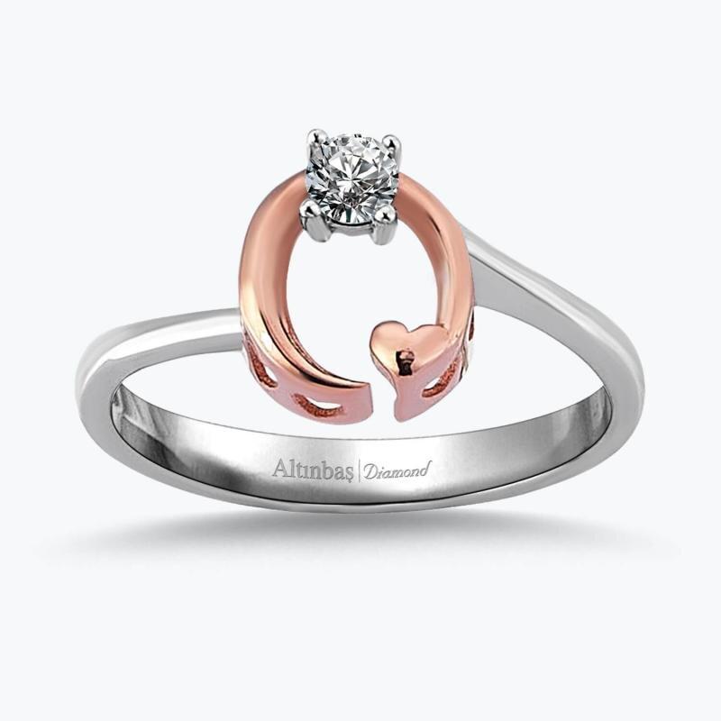 0.12 Carat Promiss Diamond Ring