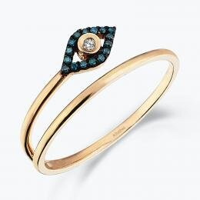 0.08 Carat All Eyes On You Diamond Ring