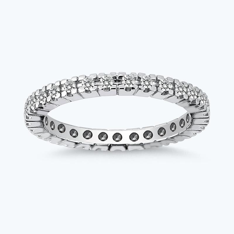 0.37 Carat Eternity Diamond Ring
