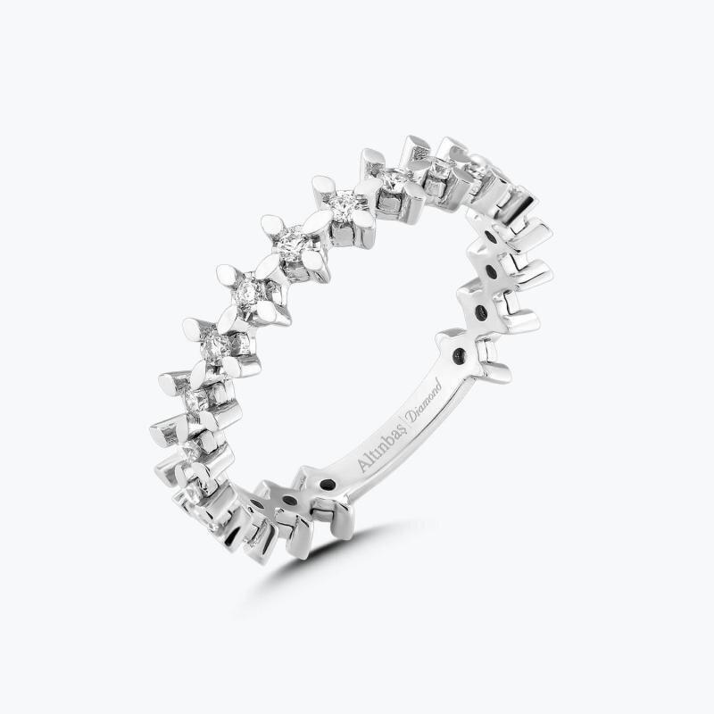 0.34 Carat Eternity Diamond Ring